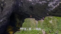 Hang Sơn Đoòng - một trong những điểm đến đáng mơ ước nhất trên thế giới