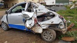 Nữ tài xế taxi uống rượu gây tai nạn làm 3 người chết, 4 người bị thương