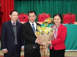 Bà Nguyễn Phương Nga được bầu làm Chủ tịch Liên hiệp các tổ chức hữu nghị Việt Nam