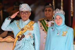 Quốc vương thứ 16 của Malaysia tuyên thệ nhậm chức