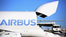 Airbus thông báo 'sự cố mạng'nhằm vào bộ phận kinh doanh máy bay thương mại