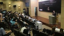 Tổ chức chương trình tưởng niệm các nạn nhân Holocaust tại TP Hồ Chí Minh