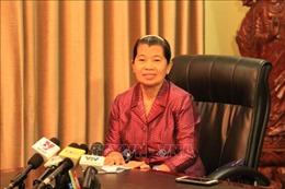 Tăng cường, củng cố hơn nữa tình đoàn kết, hữu nghị giữa Việt Nam - Campuchia