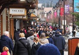Du khách Trung Quốc vẫn chuộng điểm đến Canada