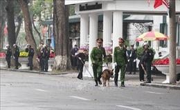 Hội nghị thượng đỉnh Mỹ-Triều Tiên lần 2: Thắt chặt an ninh khu vực khách sạn Metropole