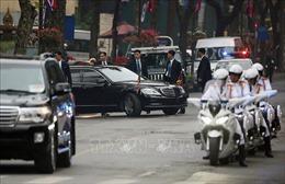 Chủ tịch Triều Tiên Kim Jong-un luôn được bảo vệ nghiêm ngặt ở cấp độ cao nhất