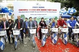 Phát động, kêu gọi toàn dân thực hiện Chương trình Sức khỏe Việt Nam