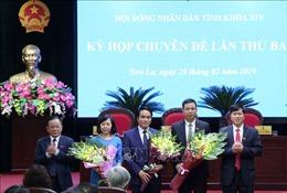 Ông Lê Hồng Minh được bầu làm Phó Chủ tịch UBND tỉnh Sơn La
