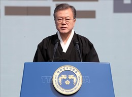 Hàn Quốc kêu gọi thiết lập cộng đồnghòa bình và hợp tác kinh tế tại Triều Tiên