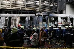 Công bố nguyên nhân vụ tai nạn gây hỏa hoạn tại nhà ga Cairo, Ai Cập
