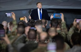 Tổng thống Mỹ tuyên bố giải phóng 100% vùng lãnh thổ do IS kiểm soát