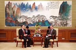 Bộ trưởng Ngoại giao Trung Quốc tiếp Thứ trưởng Ngoại giao Triều Tiên