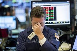 Phố Wall đi xuống sau báo cáo tăng trưởng kinh tế Mỹ quý IV/2018