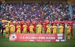 V-League 2019: Becamex Bình Dương thắng SHB Đà Nẵng 3-1