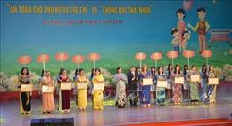 Đà Nẵng trao giải thưởng cho 10 chi hội phụ nữ tiêu biểu