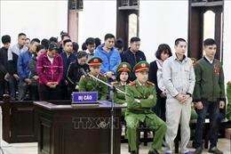 Ngày thứ 4 xét xử phúc thẩm vụ 'đánh bạc nghìn tỷ'tại Phú Thọ