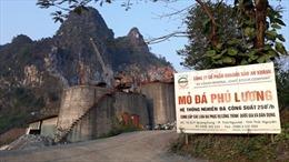 Thái Nguyên: Người dân khổ sở vì phải sống chung với nổ mìn, khai thác đá