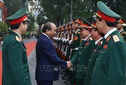 Thủ tướng Nguyễn Xuân Phúc dự Lễ kỷ nệm 70 năm ngày truyền thống Học viện Quân Y