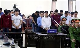 Vụ 'đánh bạc nghìn tỷ': Phan Sào Nam và Nguyễn Văn Dương không được giảm án