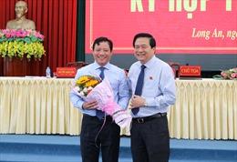 Ông Phạm Tấn Hòa được bầu giữ chứcPhó Chủ tịch UBND tỉnhLong An