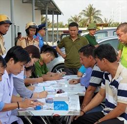 Phát hiện thêm tài xế xe container dương tính ma túy ở cảng Phú Hữu