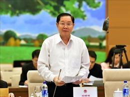 Thông qua Nghị quyết về sắp xếp các đơn vị hành chính cấp huyện và cấp xã giai đoạn 2019-2021