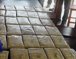 Triệt phá đường dây ma túy xuyên quốc gia, thu giữ hơn 2,1 tấn cocaine