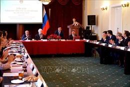 Lần đầu tổ chức diễn đàn 'Giảng dạy tiếng Việt và Việt Nam học' tại Nga