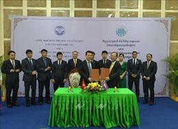 Việt Nam - Campuchia ký 3 thỏa thuận hợp tác về ICT, bưu chính - viễn thông