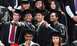 Chính phủ Anh đẩy mạnh chiến lược thu hút du học sinh nước ngoài