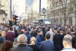 Nga tố cáo phe đối lập tại Serbia kích động bạo lực