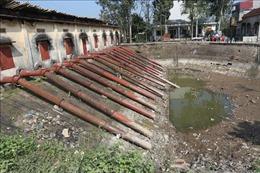 Bảo đảm nước vụ Xuân cho Hà Nội - Bài 1: Hệ lụy của việc lòng sông bị hạ thấp