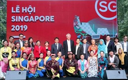 Lễ hội Singapore tại Hà Nội: Cơ hội trải nghiệm văn hóa của Đảo quốc Sư tử