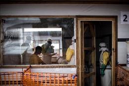 Gần 2/3 trong số 1.000 ca nhiễm virus Ebola tử vong trong vòng 8 thángtại CHDC Congo