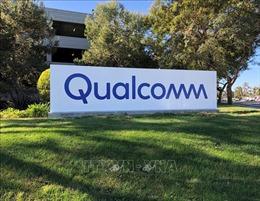 Khép lại cuộc chiến pháp lý với Apple, cổ phiếu Qualcomm giảm 3,5%