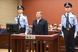 Trung Quốc: Cựu Phó Trưởng ban Tuyên truyền trung ương Lỗ Vĩ lĩnh án 14 năm tù giam