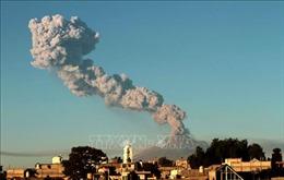 Mexico nâng mức cảnh báo về núi lửa Popocatepetlnguy hiểm nhất thế giới
