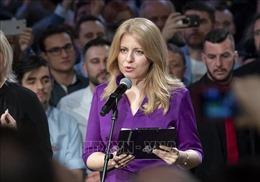 Nữ tổng thống đầu tiêncủa Slovakia là luật sư