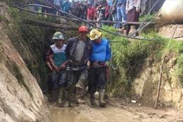 Tám công nhân thiệt mạng do khí độc trong hầm khai thác vàng