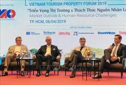 Tăng trưởng du lịch tạo sức hút đầu tư bất động sản