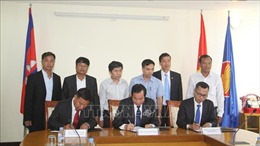 Các trường đại học của Việt Nam, Campuchia hợp tác đào tạo nguồn nhân lực