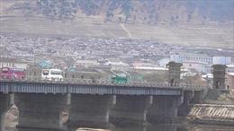 Trung Quốc, Triều Tiên thông quan cây cầu mới trên sông Áp Lục