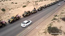 Lãnh đạo chính phủ đoàn kết dân tộcLibya chỉ trích sự can thiệp từ bên ngoài