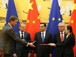 EU - Trung Quốc nhất trí tăng cường hợp tác trên nhiều lĩnh vực