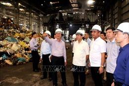 Hải Dương: Cần có nhà máy xử lý rác thải, phát điện với công nghệ hiện đại