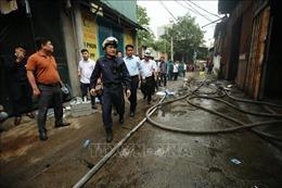 Cháy tại Trung Văn (Hà Nội) khiến 8 người tử vong và mất tích