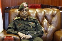 Chính biến ở Sudan: Tướng Auf tuyên bố từ chức