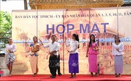 Giữ hồn Tết cổ truyền Chôl Chnăm Thmây của đồng bào Khmer -Bài 2: Náo nức điệu Răm -vông nơi đô thị