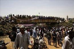 Chính biến tại Sudan: SPA thông báo thành lập hội đồng lãnh đạo dân sự