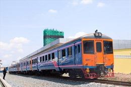 Thái Lan - Campuchia mở lại tuyến đường sắt nối hai nước